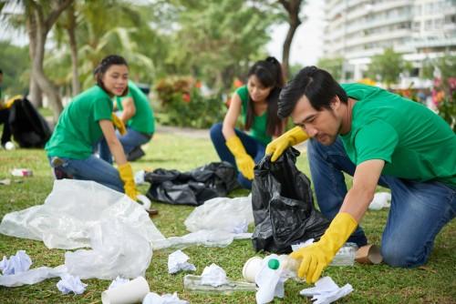 Citizen Contribution in Waste Management