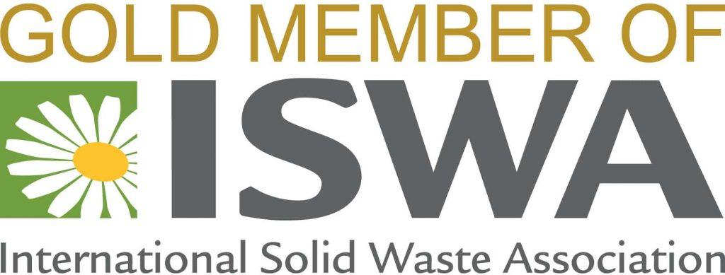 Evreka Gold membership of ISWA