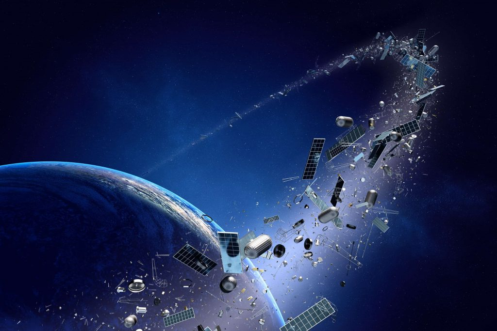 What is space waste-evreka