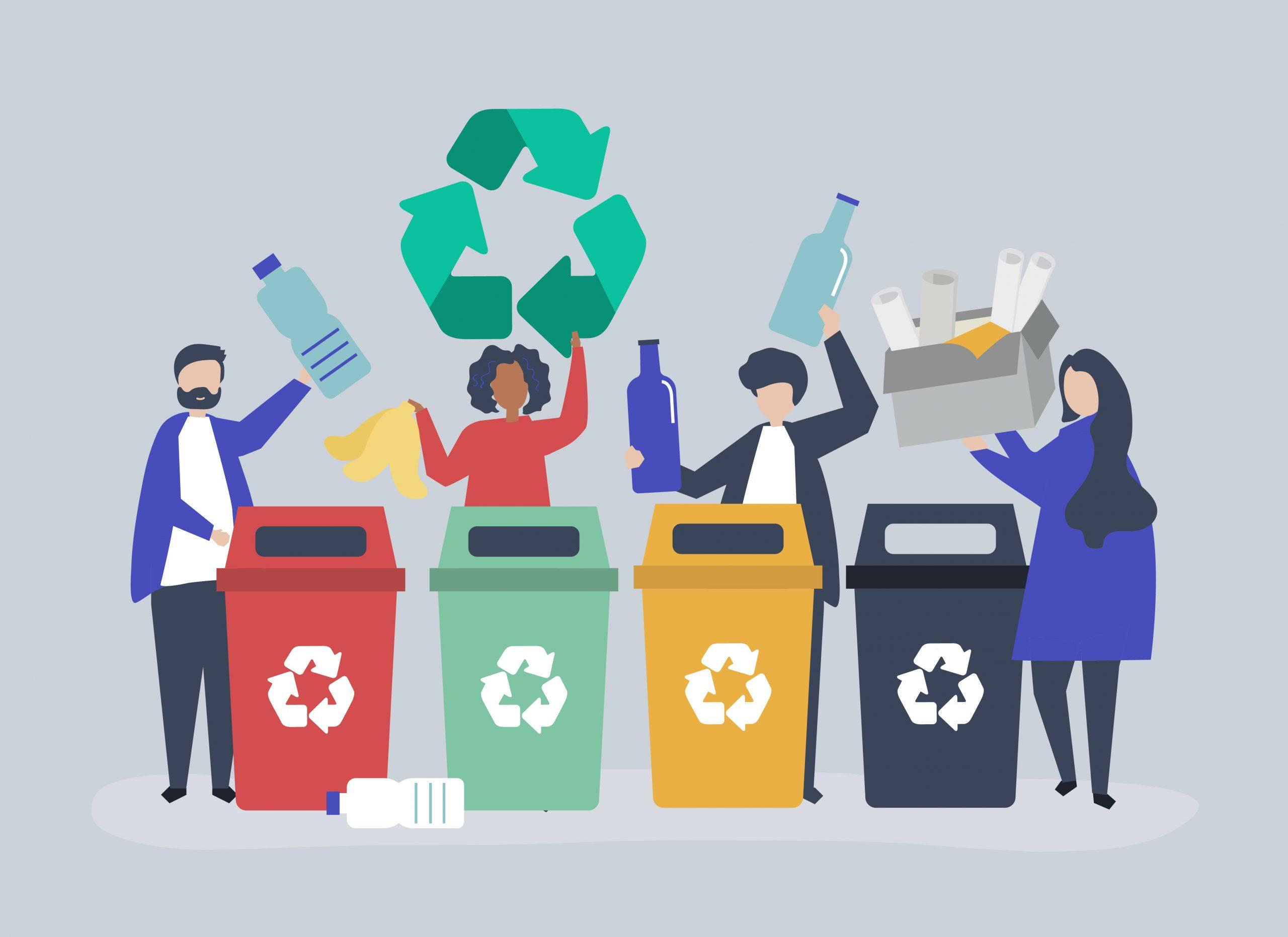 How Citizens Participate in Smart Waste Management-EVREKA-BLOG
