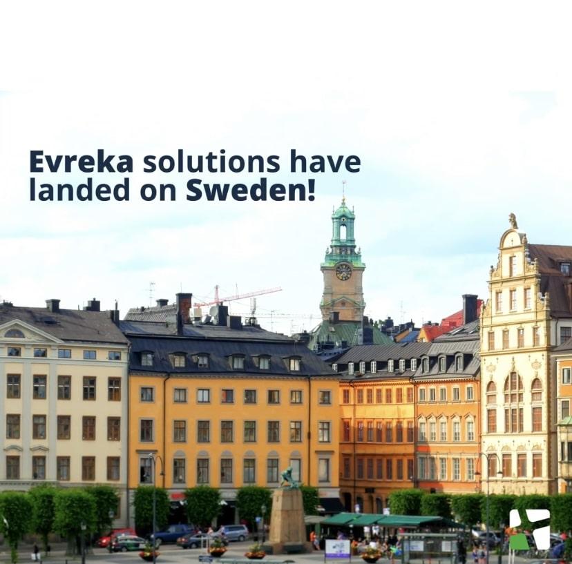 İsveç'teki yeni iş ortaklığımız ile hizmet ağımızı büyütüyoruz.