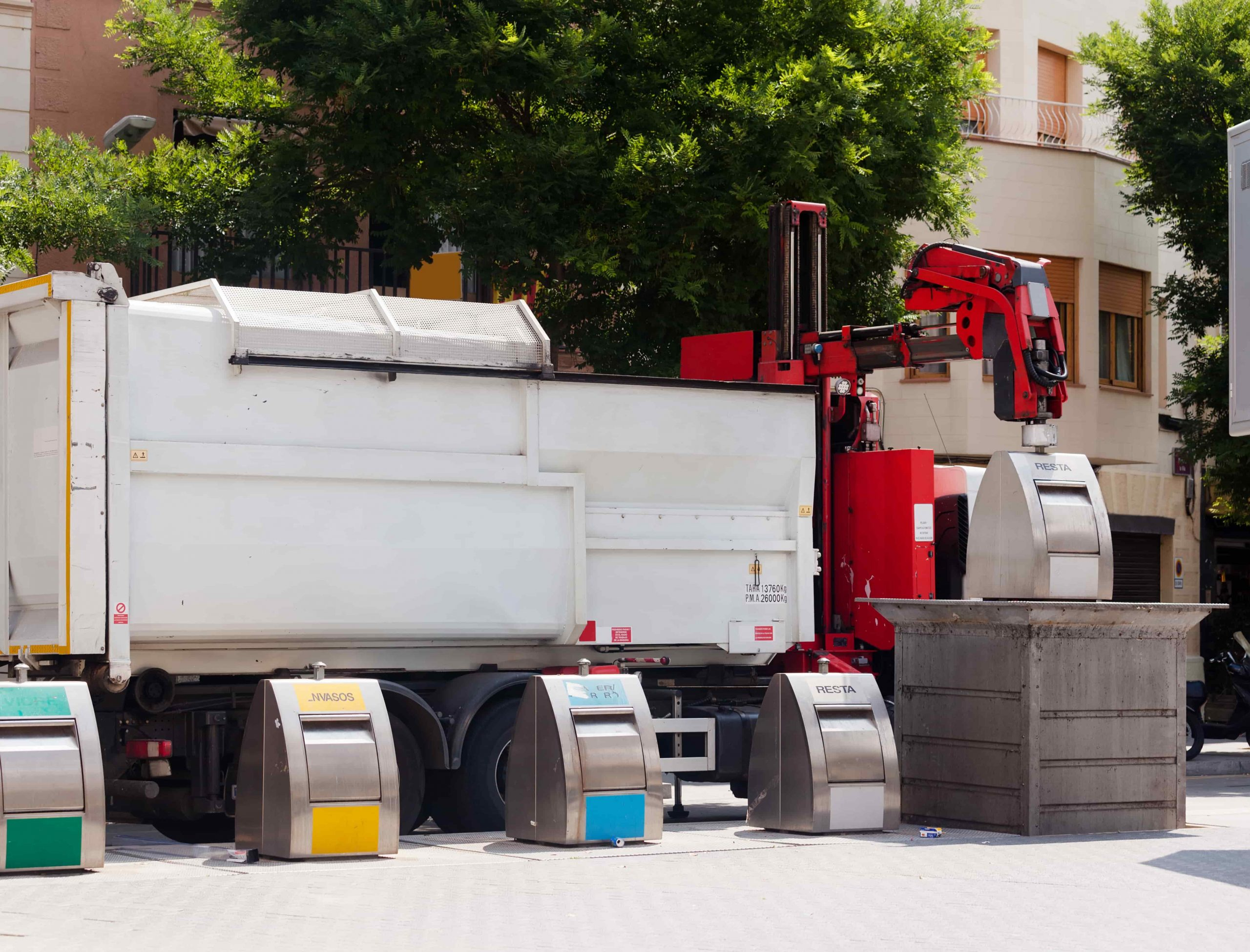 An Easy Way to Collect Waste Municipal Waste Management Software