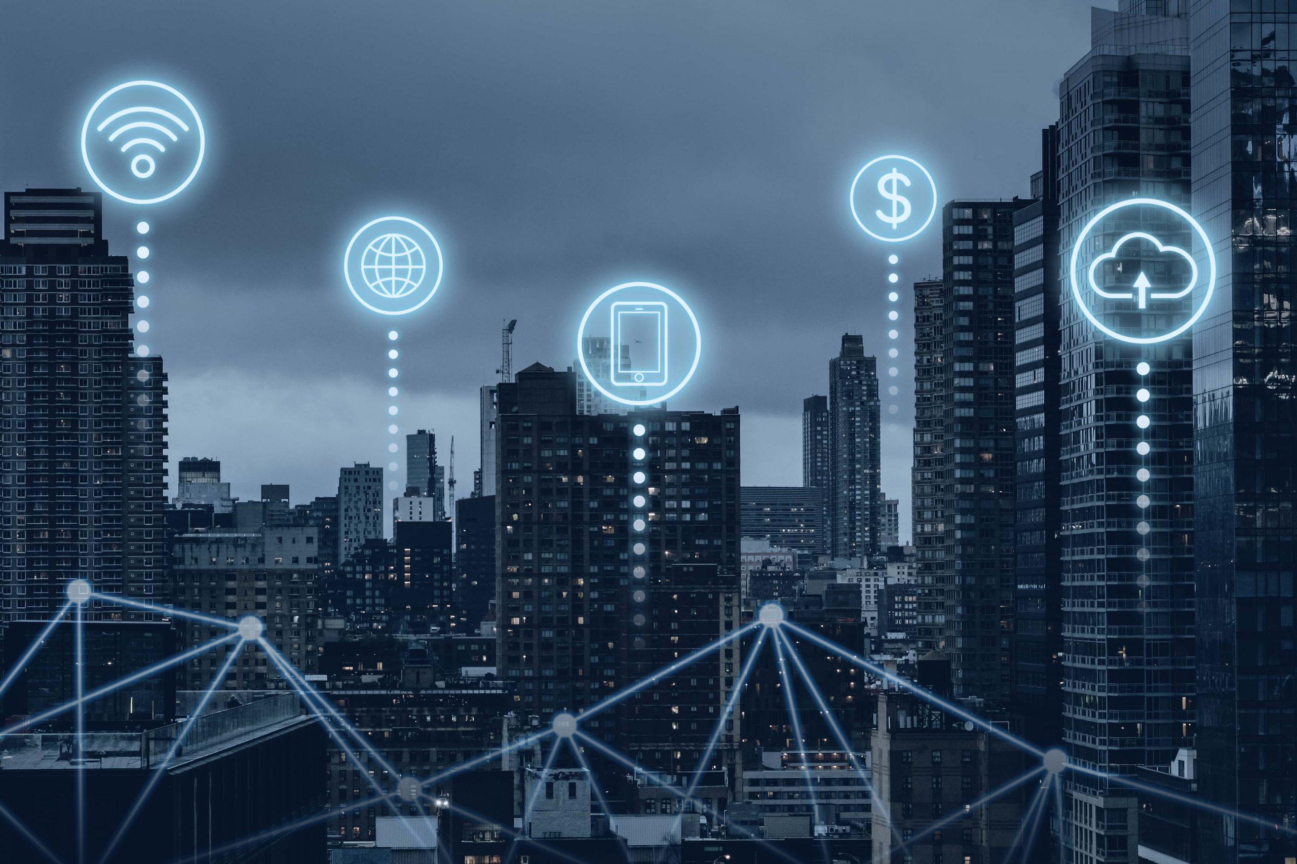 How IoT advances smart waste management