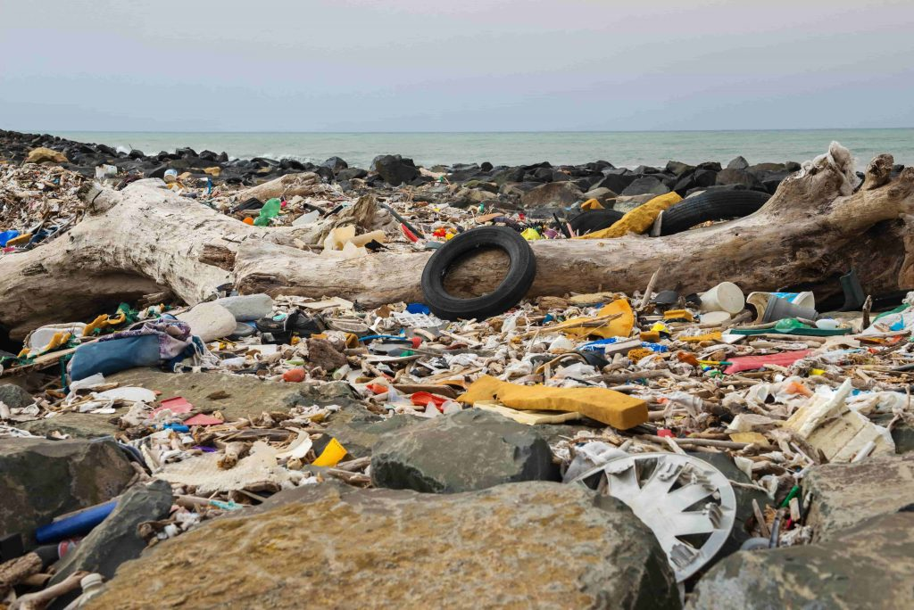 Plastic waste patches around world is now bigger than some continent and smart waste management is the only way to fix it