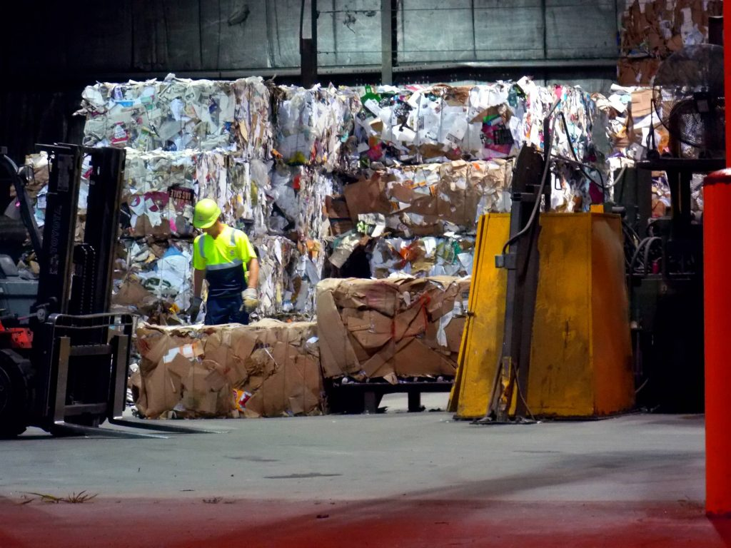 Waste management solutions that are smart are available