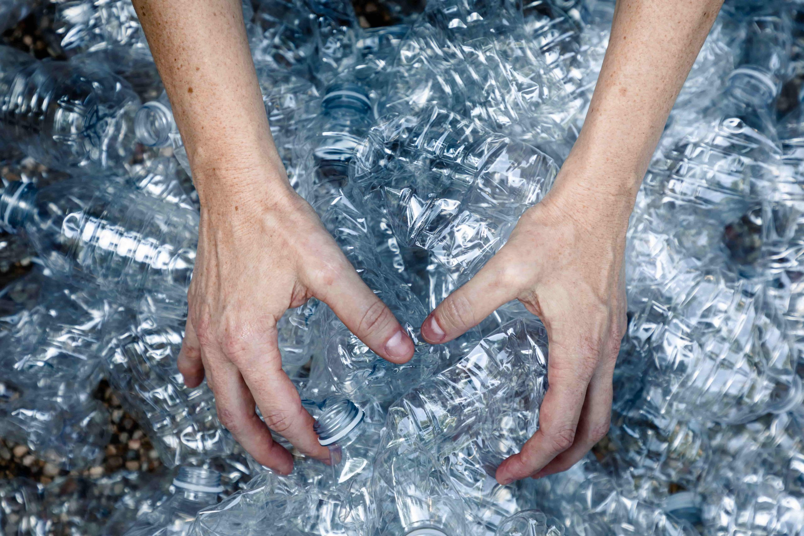 Not easy as it sounds: Recycling of plastic bottles