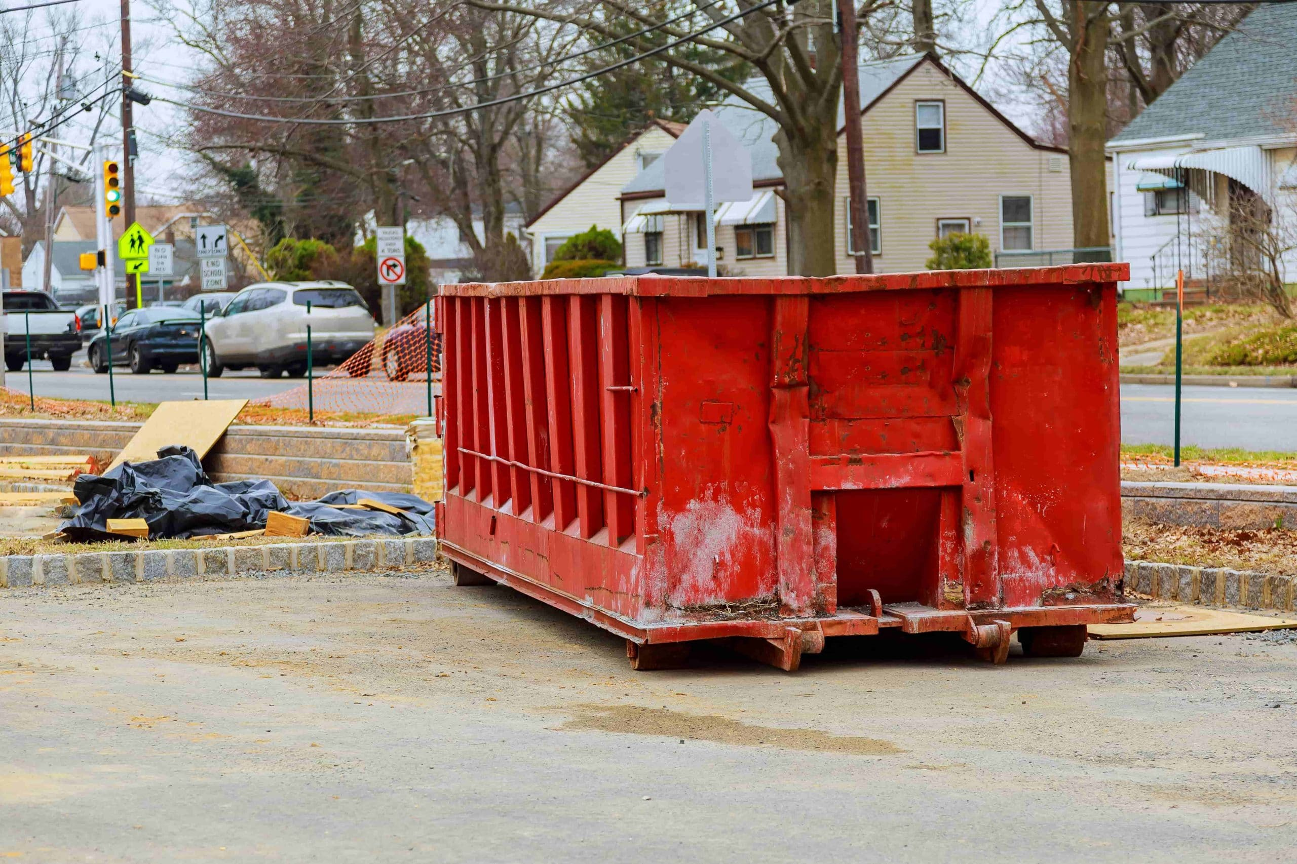 Skip Hire for Your Messy Wastes