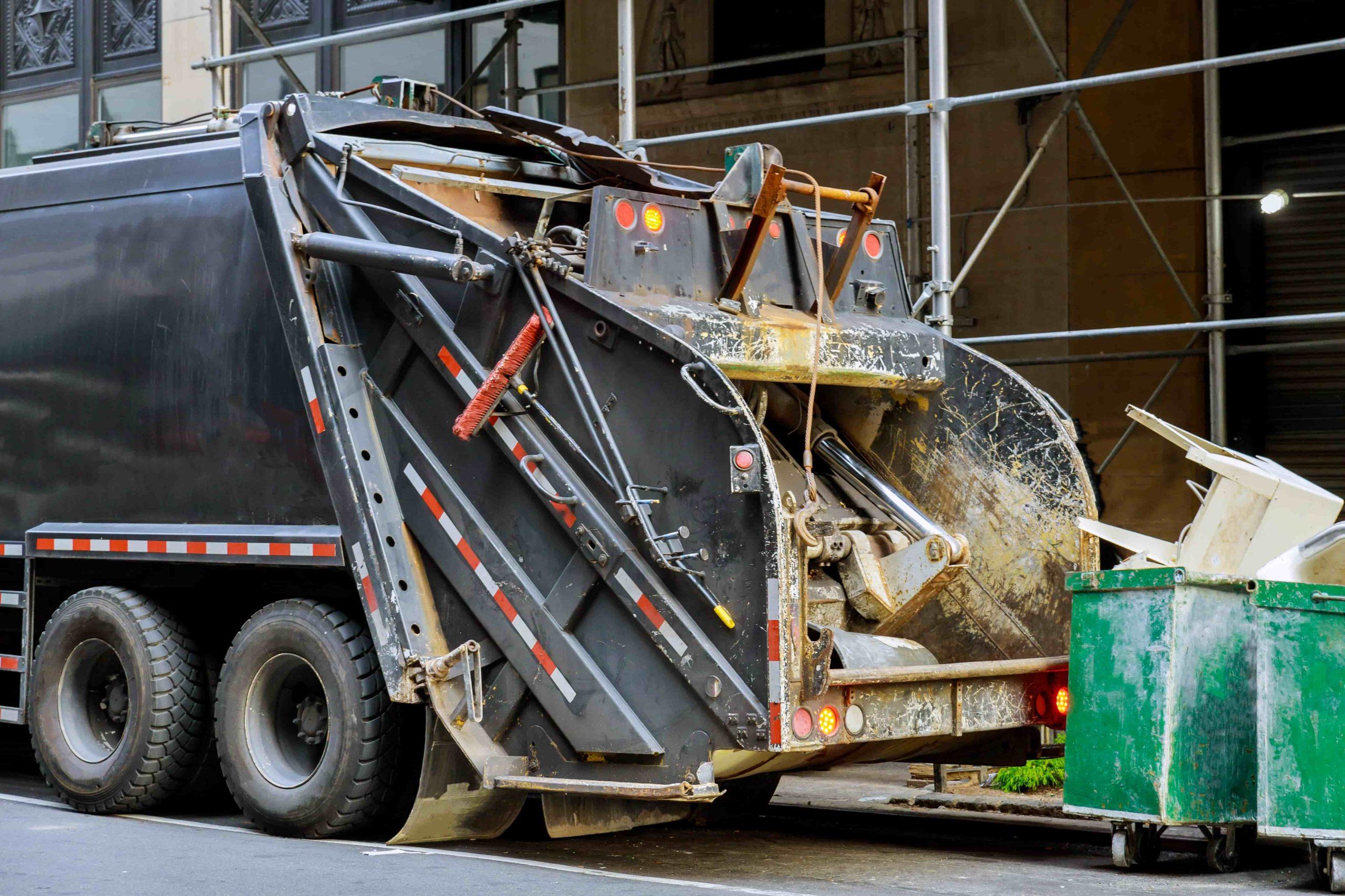 Smart city waste management