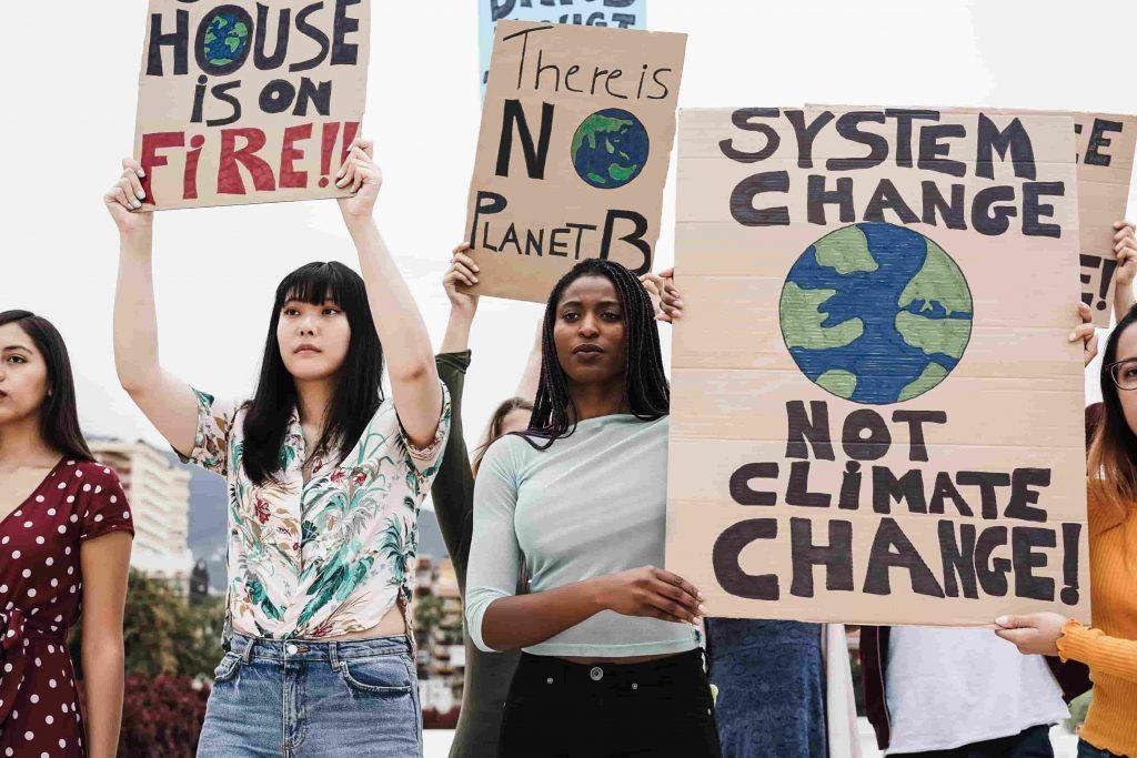 Stop climate crisis